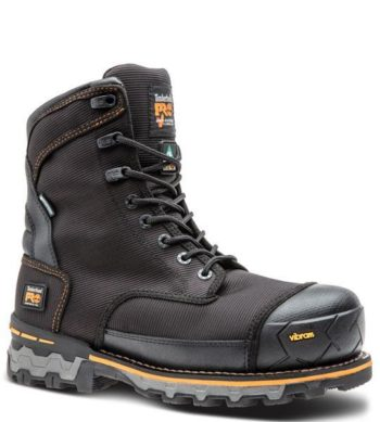 """Botte Boondock 8"""" Nylon Noir (A1VYP) Timberland PRO BOTTES/CHAUSSURES 3"""