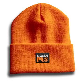 Tuque Orange Timberland (A1V98D67) Timberland PRO CHAPEAUX 3