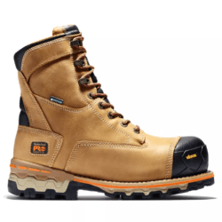 """Botte Boondock 8"""" Cuir Beige (A1V3W) Timberland PRO BOTTES/CHAUSSURES"""